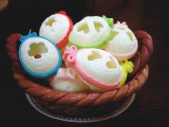 Košíček s vajíčky