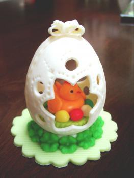 Vajíčko velké slepička