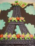 zahradník v Paříži